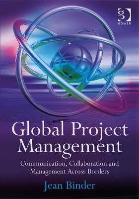 Global Project Management By Binder, Jean